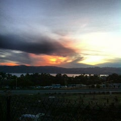 Photo taken at Vista Point - Benicia by Andy B. on 11/3/2012
