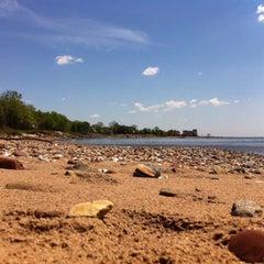 Photo taken at Wolfe's Pond Park by Tasya on 5/20/2014