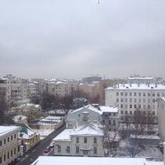 """Photo taken at Телеканал """"Культура"""" by Tatyana on 1/27/2015"""