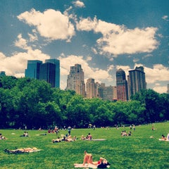 Photo taken at Central Park by Mark W. on 6/15/2013