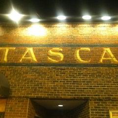 Photo taken at Tasca Spanish Tapas Restaurant & Bar by Donald W. on 1/15/2013