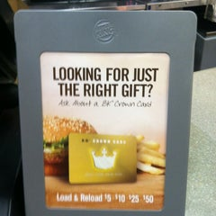 Photo taken at Burger King by Donald W. on 12/6/2012