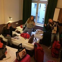 Photo taken at Grand Hostel by Celine on 3/30/2015