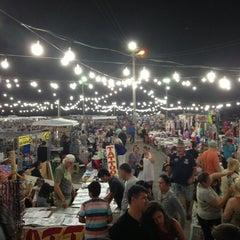Photo taken at Çeşmealtı Gece Pazarı by Serkn A. on 6/30/2013