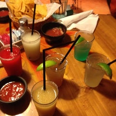 Photo taken at El Meson Restaurante Mexicano by Amanda on 12/29/2012