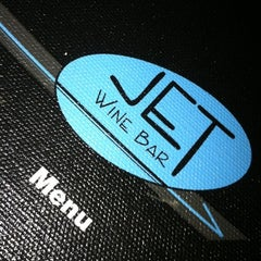 Photo taken at Jet Wine Bar by Streets O. on 12/2/2012