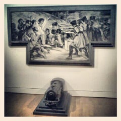 Photo taken at El Paso Museum of Art by Alejandro M. on 10/20/2012