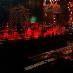 Photo taken at The Sopranos Piano Bar by Sydney M. on 1/1/2015