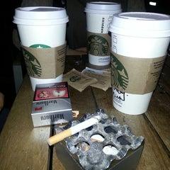 Photo taken at Starbucks by Ece E. on 3/3/2013