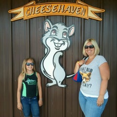 Photo taken at Cheesehaven by Katie S. on 6/26/2014