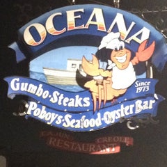 Photo taken at Oceana Grill by Missy E. on 9/22/2012
