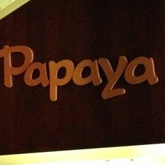 Photo taken at Papaya by Bill on 10/9/2013