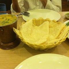 Photo taken at Gokul Vegetarian Restaurant by Debbie D. on 1/18/2013