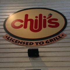 Photo taken at Chili's Grill & Bar by Lauren on 10/13/2012