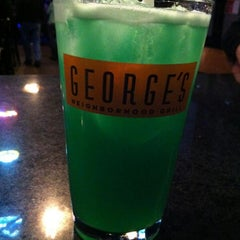Photo taken at George's Neighborhood Grill by Robert M. on 3/16/2013