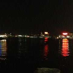 Photo taken at Inner Harbor by Alison on 8/3/2013