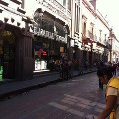 Photo taken at Plaza De La Tecnología by Buñuelo on 10/18/2012
