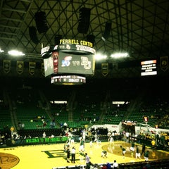 Photo taken at Ferrell Center by Ana H. on 3/9/2013