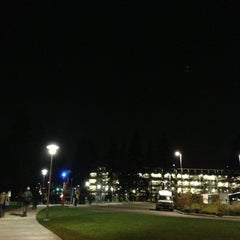 Photo taken at MSFT Commons Transit Center (CTC) by John S. on 11/6/2012
