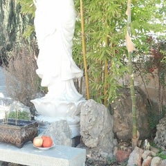 Photo taken at Rosemead Buddhist Monastery by Tho B. on 2/14/2013