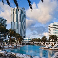 Photo taken at Fontainebleau Miami Beach by Fontainebleau Miami Beach on 4/24/2014