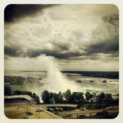 Photo taken at Four Points by Sheraton Mississauga Meadowvale by Ayan S. on 9/29/2012