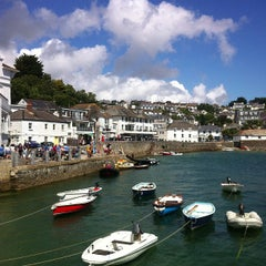 Photo of St Mawes Harbour in , , GB