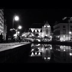 Photo taken at Gent by Esteban on 10/5/2012