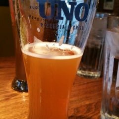 Photo taken at Uno Pizzeria & Grill - Madison by Josh C. on 5/24/2015