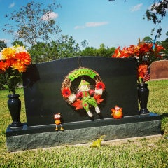 Photo taken at Forest Park Cemetery by ysidro m. on 10/18/2014