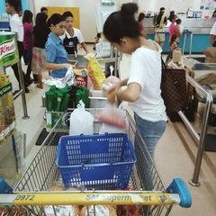 Photo taken at SM Supermarket by sanayka on 10/20/2014
