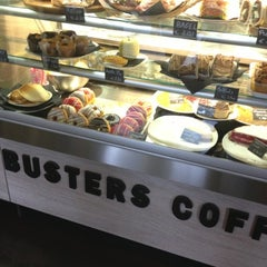 Photo taken at Busters Coffee by Maria on 11/16/2012