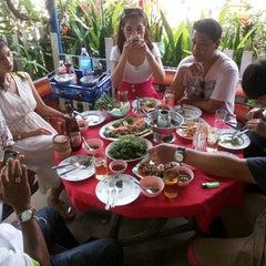 Photo taken at ร้านอาหาร อีสาน by นายชยุตม์ พ. on 8/17/2014