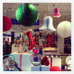 Photo taken at Conran Shop by Judith G. on 12/13/2012