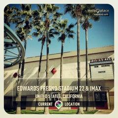 Photo taken at Edwards Fresno 22 & IMAX by Ben J. D. on 2/24/2013