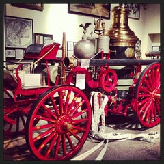 Photo taken at New York City Fire Museum by Seth B. on 6/2/2013