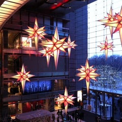 Photo taken at The Shops at Columbus Circle by Tony T. on 1/1/2013