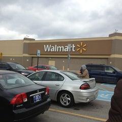 Photo taken at Walmart Supercenter by Alex on 2/11/2013