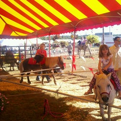 Photo taken at Deerfield Fair by Melissa C. on 9/28/2013
