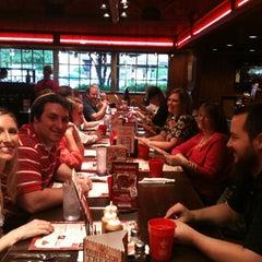 Photo taken at RibCrib BBQ & Grill by ponygoat on 6/3/2013