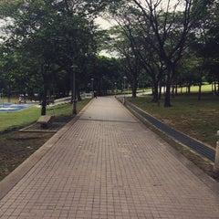Photo taken at Taman Putra Perdana by Tajul Azhar D. on 11/19/2015