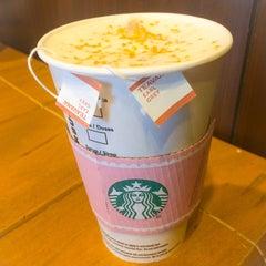 Photo taken at Starbucks by Carmen on 3/9/2015