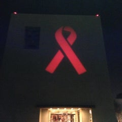 Photo taken at Cathedral of Hope by Isaac P. on 12/1/2012