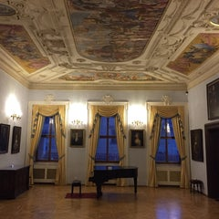 Photo taken at Lobkowiczký palác | Lobkowicz Palace by Michael H. on 9/23/2015