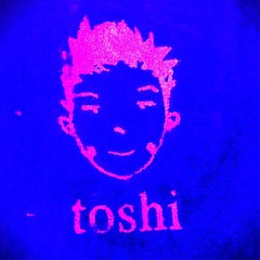 Photo taken at Toshi's Living Room by Benjamin F. on 4/30/2013