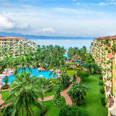 Photo taken at Velas Vallarta by Velas Vallarta on 2/1/2016