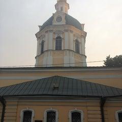 Photo taken at Храм святителя Николая в Звонарях by Andrey on 7/14/2013