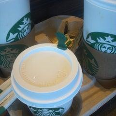 Photo taken at Starbucks by Beth N. on 3/29/2013