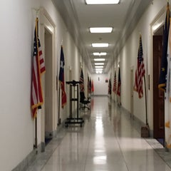 Photo taken at Rayburn House Office Building by Michelle R. on 2/6/2015