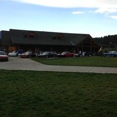 Photo taken at Evergreen Lakehouse by Rachel on 8/18/2013